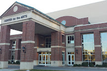EKU Center for the Arts, Richmond, United States