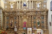 Templo San Francisco Acatepec, San Pedro Cholula, Mexico