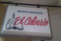 Iglesia Bautista El Calvario, Havana, Cuba