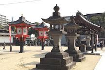 Saga Shrine, Saga, Japan