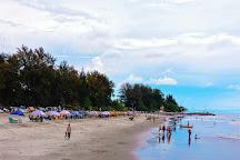 Gandoriah Beach, Pariaman, Indonesia