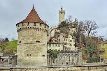 Museggmauer, Lucerne, Switzerland