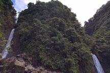 Trafalgar Falls, Morne Trois Pitons National Park, Dominica