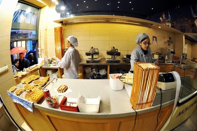 Waffle'Shop