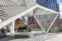 New York City Aids Memorial, New York City, United States