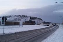 Lagafellslaug in Mosfellsbaer, Mosfellsbaer, Iceland