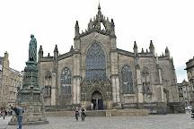 St Giles' Cathedral, Edinburgh, United Kingdom