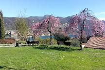 Lungolago di Sarnico, Sarnico, Italy