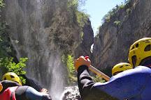 Aqua'rider-Rafting, Meolans Revel, France
