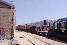 Railway Museum, Haifa, Israel