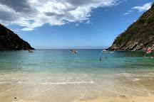 Playa Ensenada de Tuja, Choroni, Venezuela
