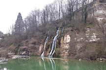 Les Pertes de le Valserine, Bellegarde sur Valserine, France