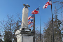 Frankfort Cemetery, Frankfort, United States