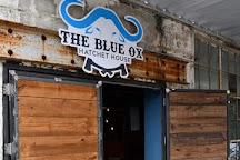 The Blue Ox Hatchet House, Taylors, United States