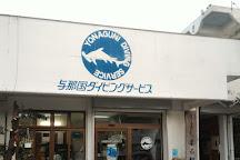 Yonaguni Diving Service, Yonaguni-cho, Japan