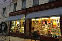 Fromagerie la Ferme, Carcassonne Center, France
