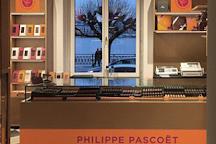 Philippe Pascoet, Maitre Chocolatier Suisse, Geneva, Switzerland