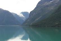 Kjenndalsbreen Glacier, Loen, Norway
