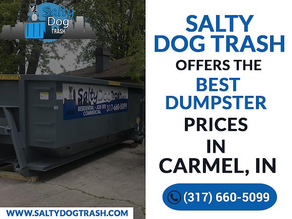 Dumpster Rental Carmel IN