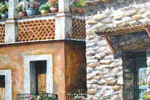 Golden Cactus Gallery, Cabo San Lucas, Mexico