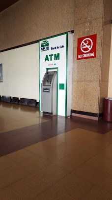 MCB ATM Jinnah International Airport Karachi