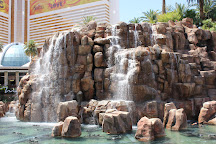 Mirage Volcano, Las Vegas, United States