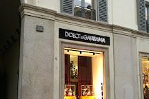 Martini Bar Dolce&Gabbana, Milan, Italy