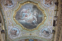 Santuario di N. S.  del Boschetto, Camogli, Italy
