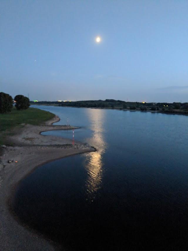 Rhine bridge Neuenkamp