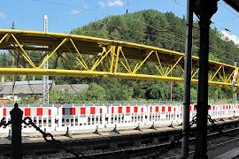 Железнодорожная станция  Ruzomberok