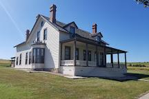 Custer House, Mandan, United States
