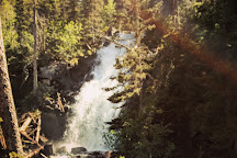 Fern Falls, Rocky Mountain National Park, United States