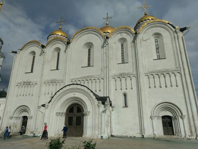 Cathedral of Assumption, Vladimir
