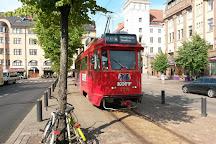 Sparakoff Pub Tram, Helsinki, Finland