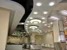 Натяжные потолки MILANO на фото Иркутска
