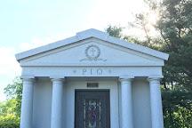 Calvary Cemetery, South Portland, United States