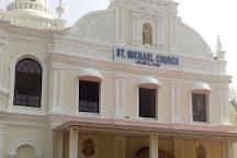 St. Michael's Church, Bardez, India