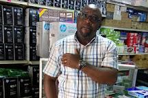 Memorial Leon Mba, Libreville, Gabon