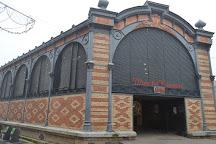 The Market Hall, Albi, France