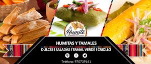 Venta de tamales y humitas La Humité 0