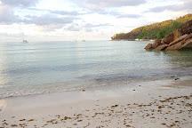 Cote d'Or Beach, Praslin Island, Seychelles