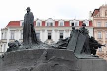 Jan Hus Monument, Prague, Czech Republic