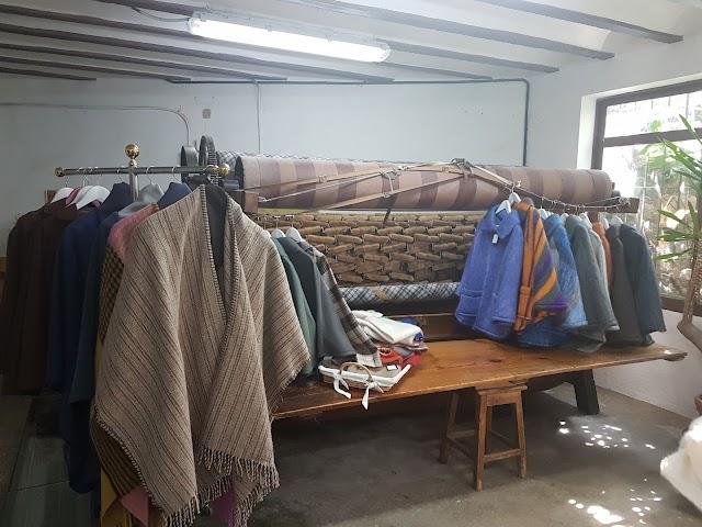 Mantas Ezcaray Fabricación y venta de mantas echarpes y bufandas