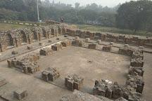 Feroz Shah Kotla Fort, New Delhi, India
