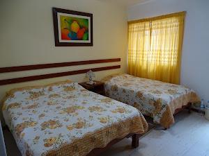 Anccalla Inn Guesthouse y Nasca flight 8