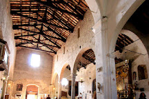 San Donato Church, Civita di Bagnoregio, Italy