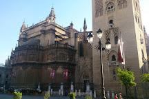 Plaza de la Virgen de los Reyes, Seville, Spain