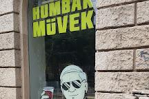 Humbak Muvek, Budapest, Hungary