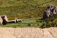 Castle Of Loarre, Aragon, Spain