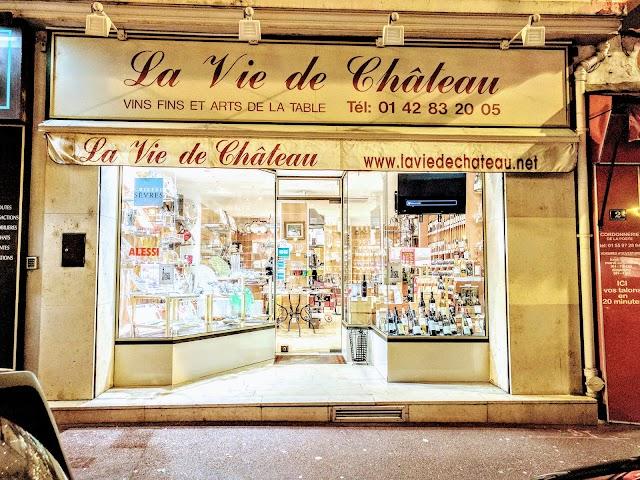 Caviste la Vie de Château